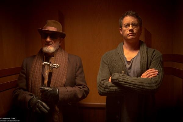Jason London and Robert Englund Nightworld image 3