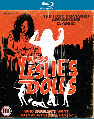 Miss Leslies Dolls Blu-ray cover