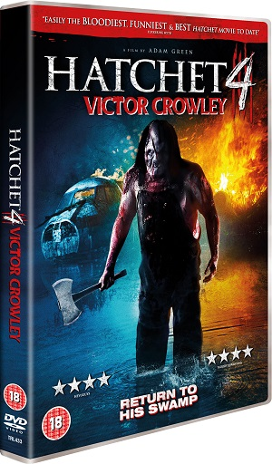 Cover for Hatchet 4: Victor Crowley