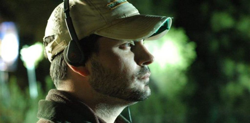Adam Green director of Hatchet