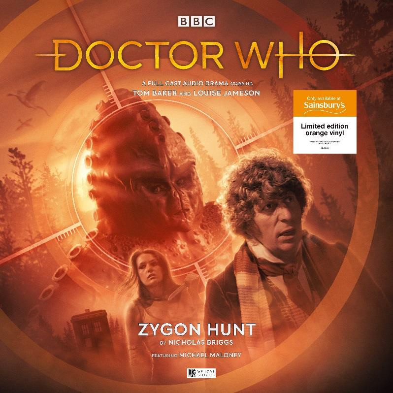 Doctor Who Zygon Hunt