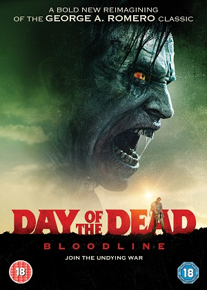 Day of the Dead - Bloodline DVD PACKSHOT 2D