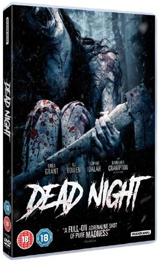 Dead Night DVD cover