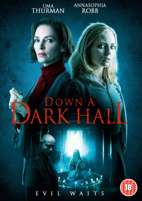 Down a Dark Hall DVD cover