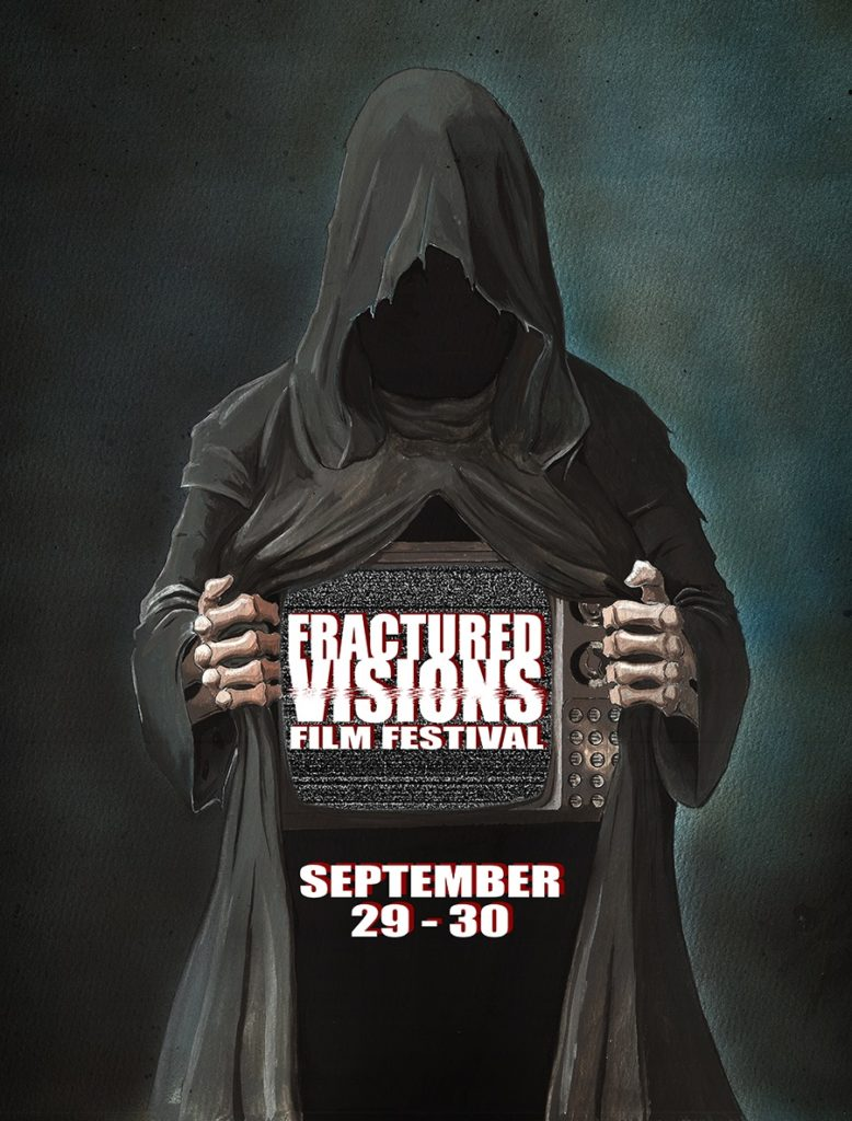 Fractured Visions Film Festival OFFICIAL POSTER