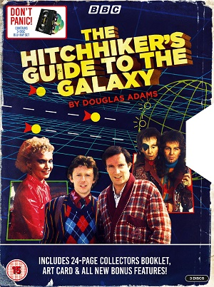 Hitch Hikers guide to the Galaxy ollector's Set