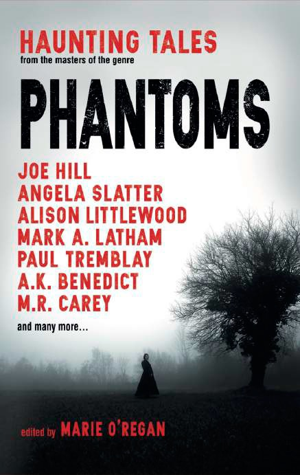 Phantoms book cover