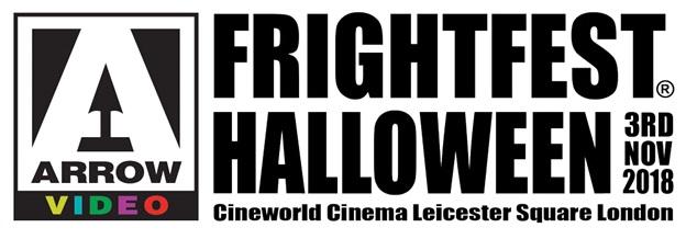 FrightFest Halloween Logo 2018