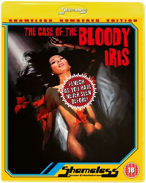 Shamless Bloody Iris 2D Packshot