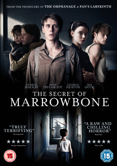 The Secret of Marrowbone Cover