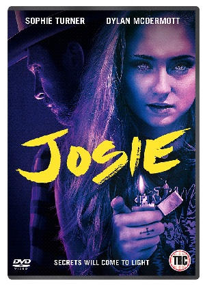 Josie DVD Cover