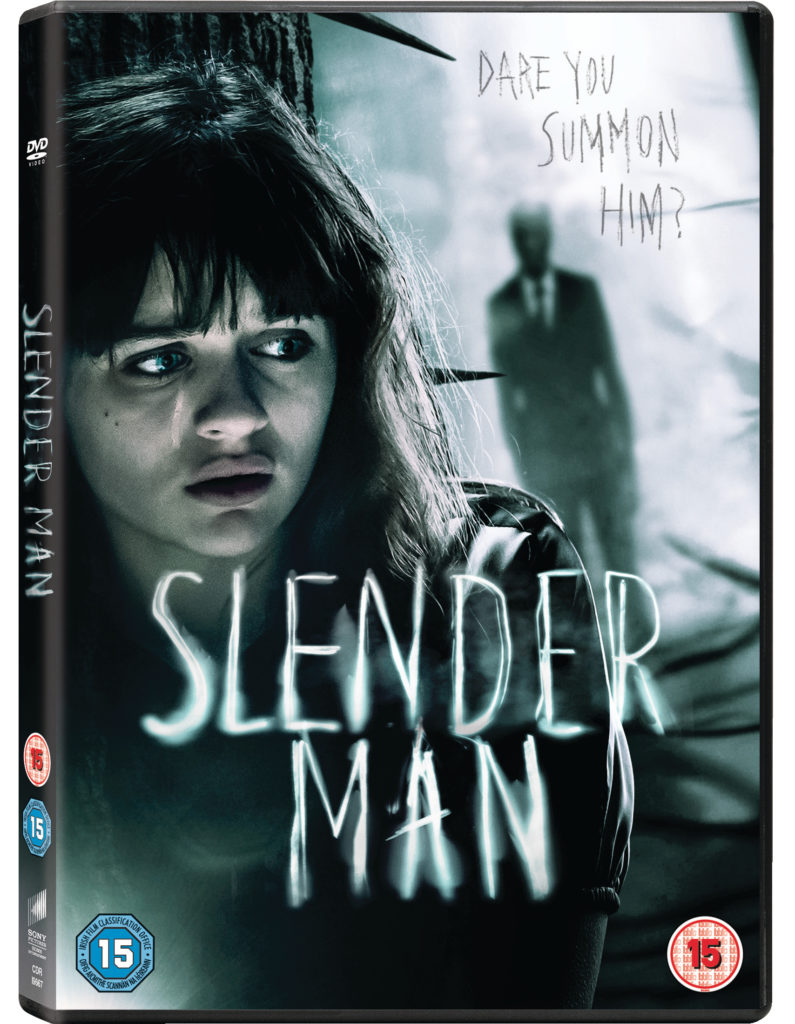 Slender Man DVD cover