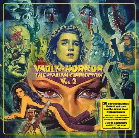 Vault of Horror Volume 2