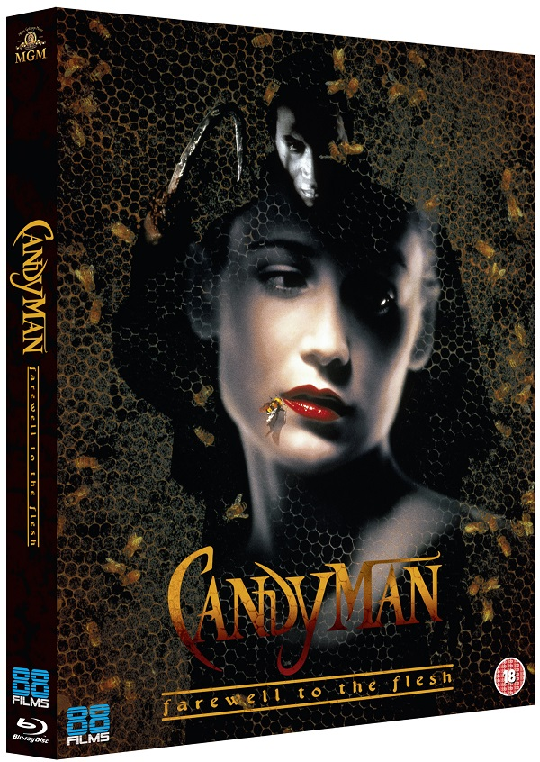 Candyman Farewell to the Flesh - packshot (88 Films)
