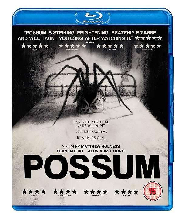 Possum Bluray cover