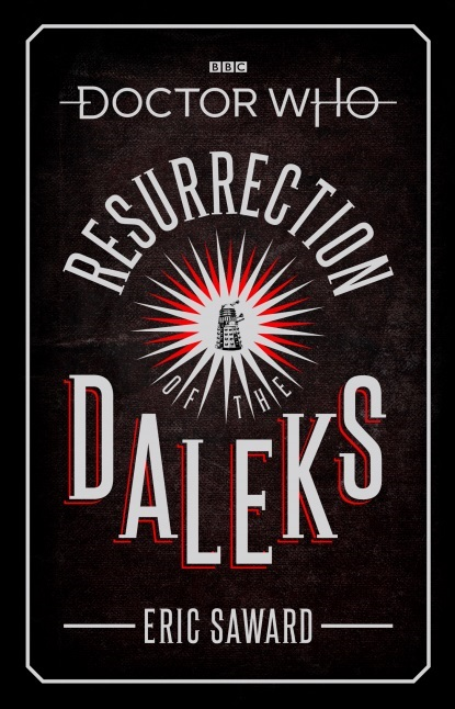 Resurrection of the Daleks Book Cover