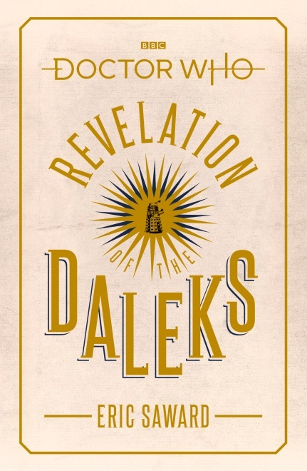 Revelation of the Daleks book cover