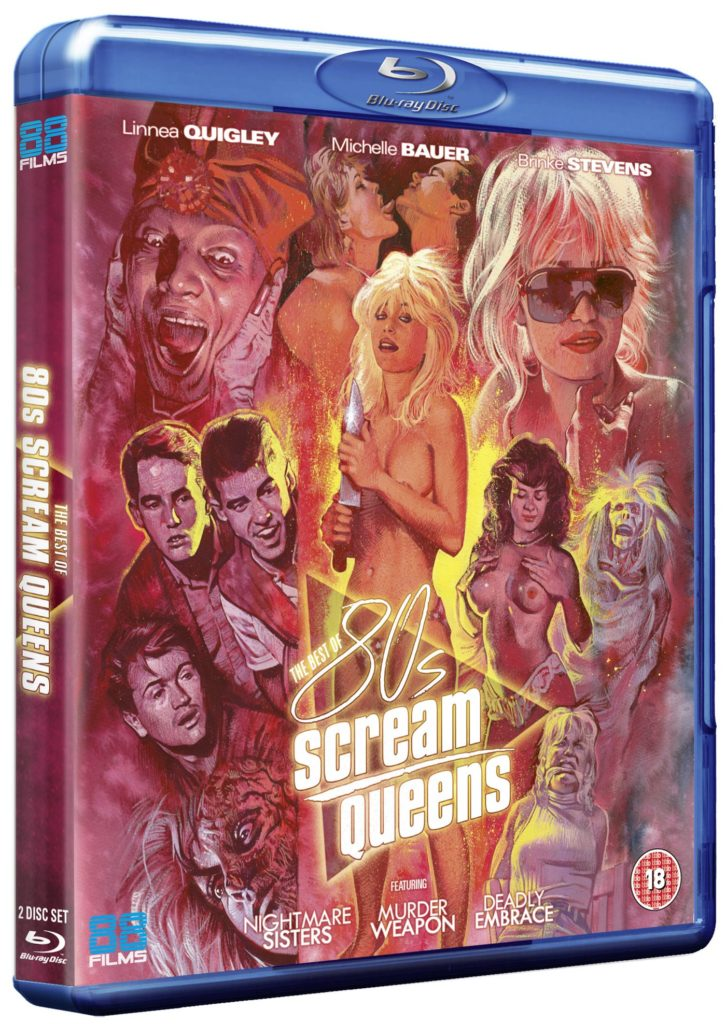 The Best of 80s Scream Queens