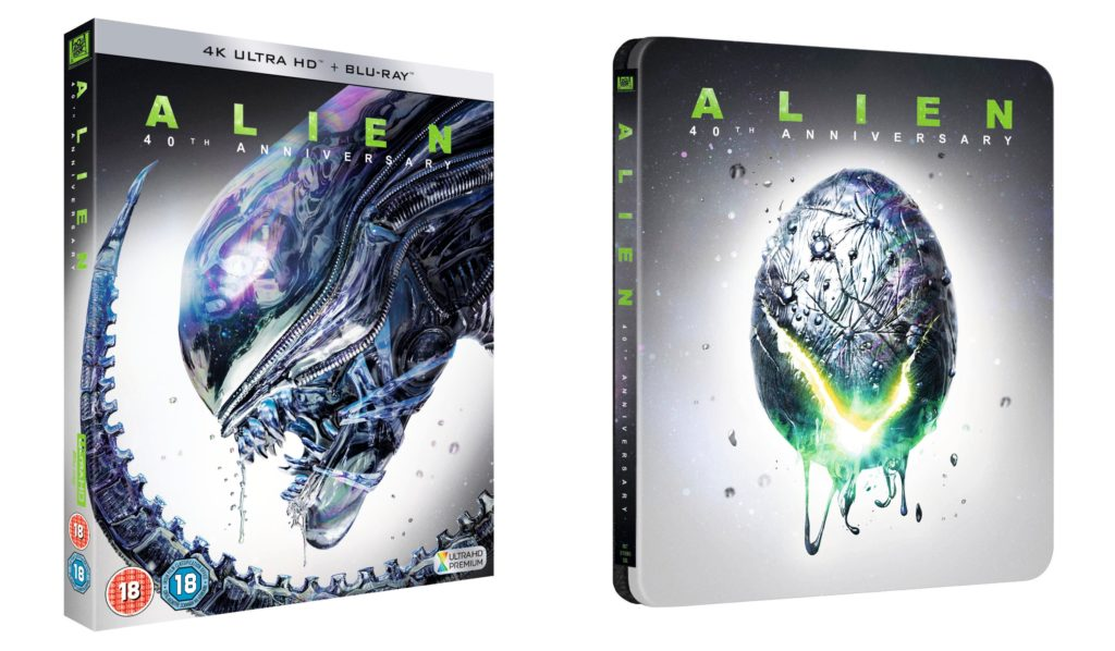 Alien 4K Packshot