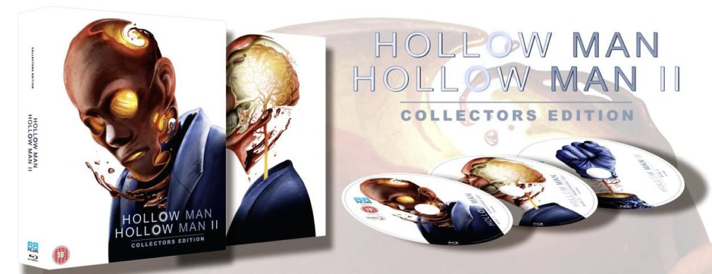 Hollow Man II Pack shot