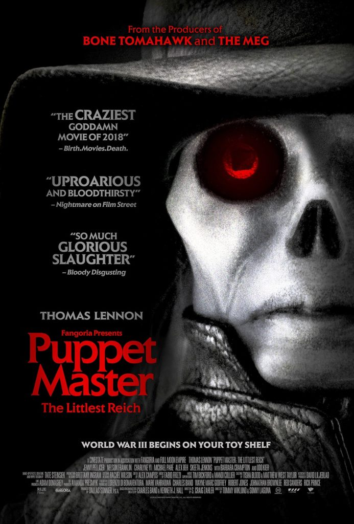 Puppet Master - The Littlest Reich. Theatrical Poster
