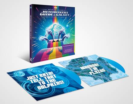 The Hitchhiker's Guide to the Galaxy Quandary Phase set