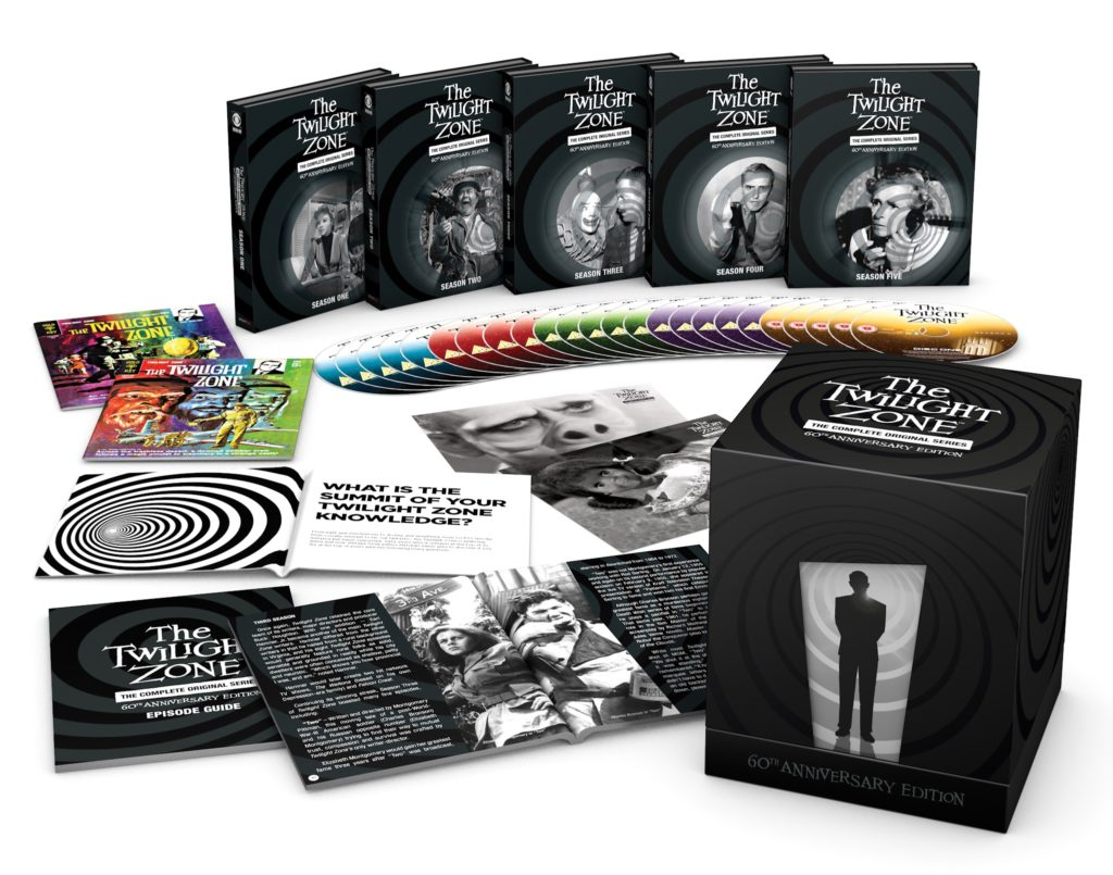 The Twilight Zone 60th Anniversary