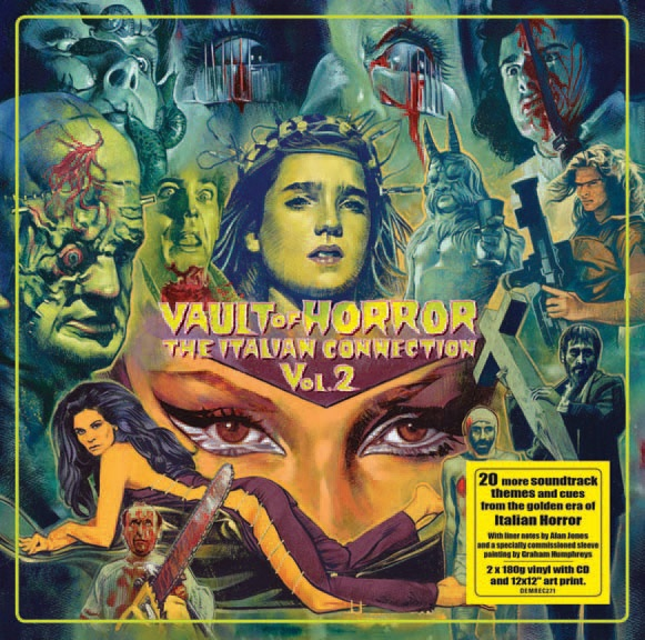 Vault of Horror Vol 2
