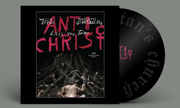 Antichrist OST Black Etched Vinyl