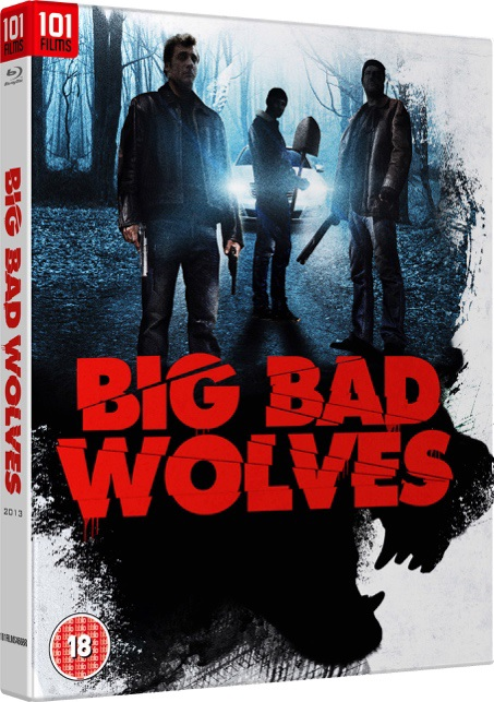 Big Bad Wolves cover