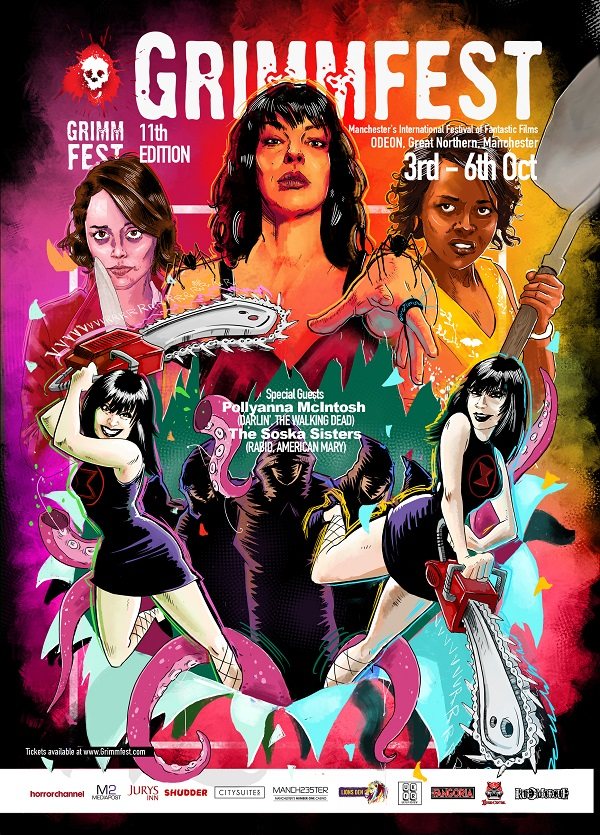 Grimmfest 2019 Poster