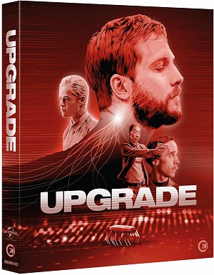 Upgrade blu-ray cover