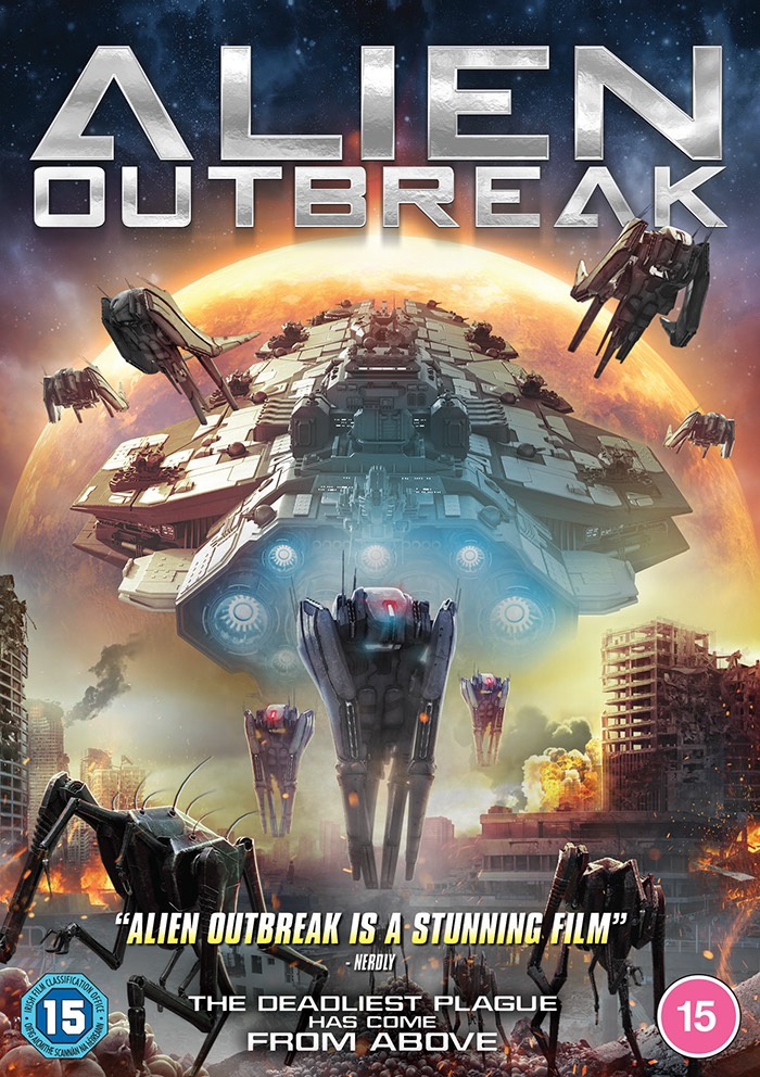 Alien Outbreak cover