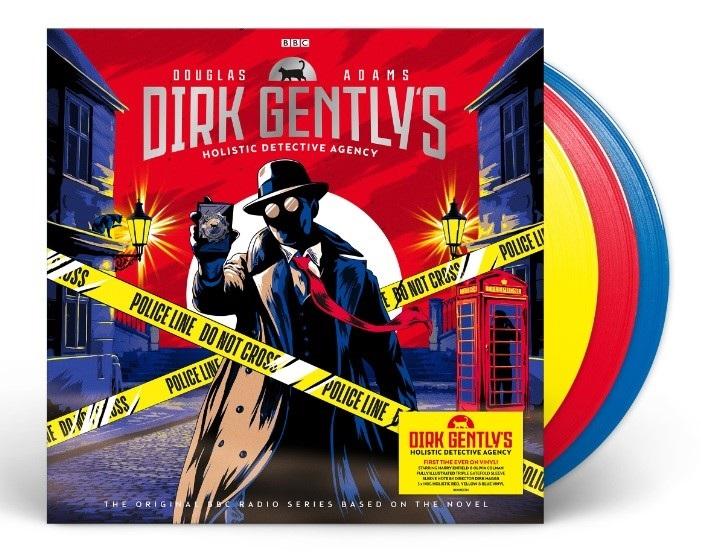 Dirk Gentleys Detectice Agency Vinyl