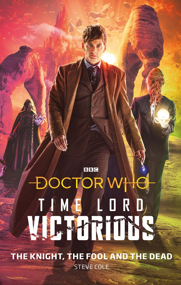 Doctor Who The Knight, The Fool, The Dead