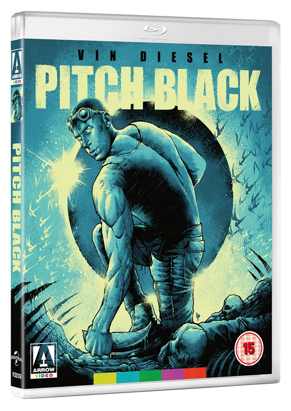 Pitch Black 4K Cover