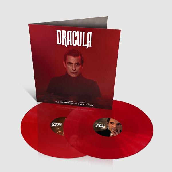 Dracula OST Red Vinyl