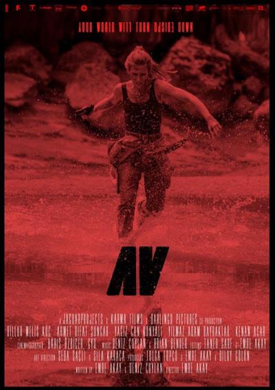 AVTheHunt-poster