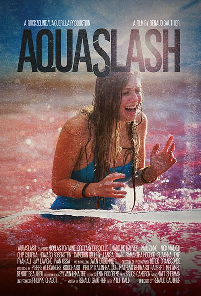 Aquaslash-poster