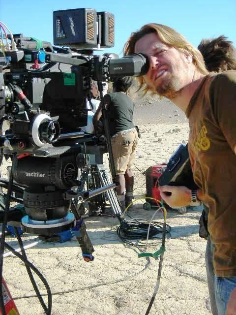Director Logan Thomas