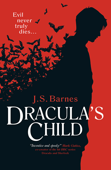 Draculas Child Book Cover