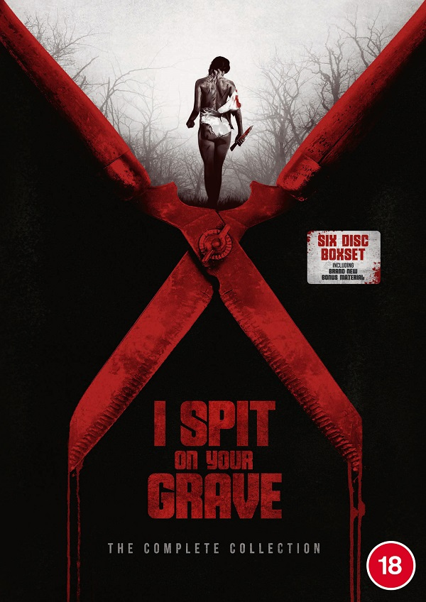 I Spit on Your Grave Box Set