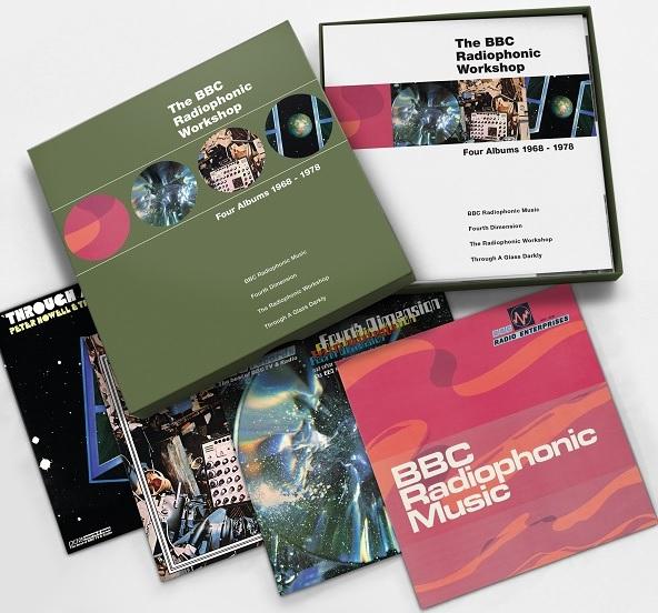 Radiophonic-4Albums-box-visual