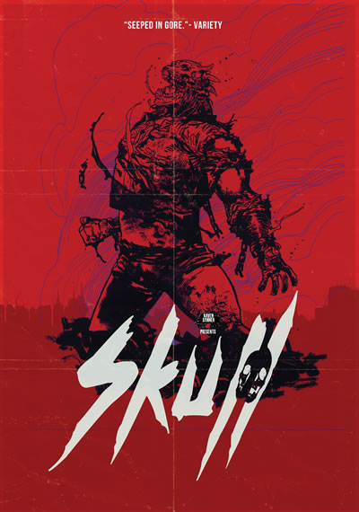 Skull-TheMask-poster