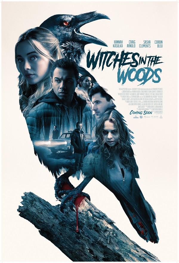 Witches In The Woods-poster