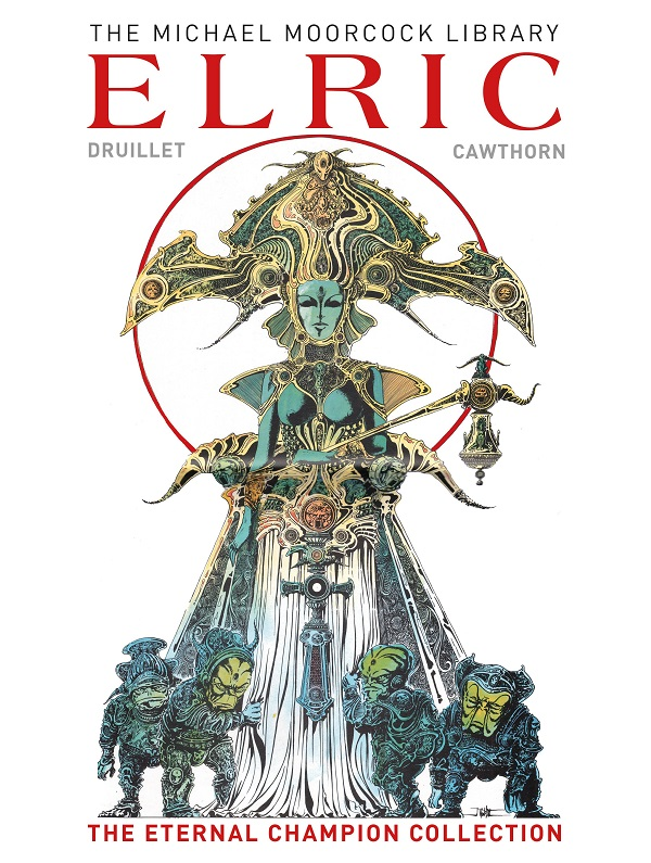 Elric book cover