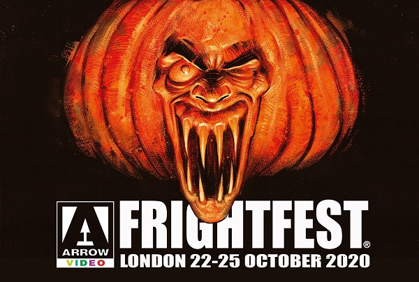 FrightFest - October 2020 event - banner