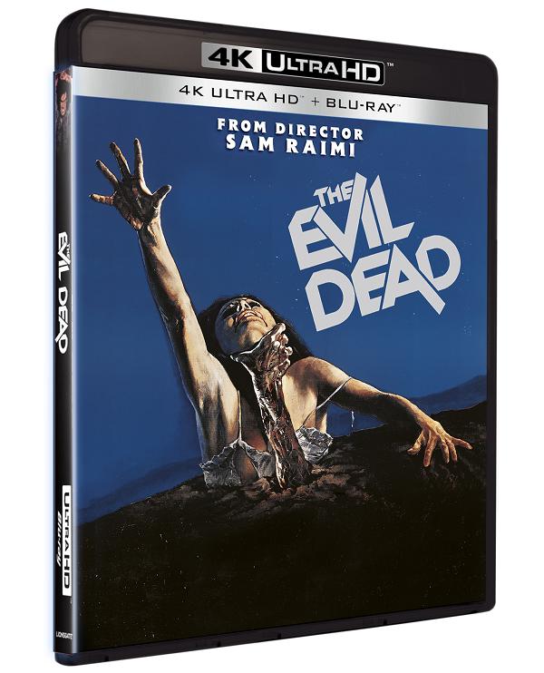 The Evil Dead 4K