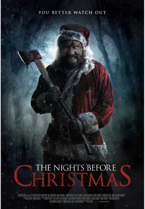 The Nights Before Christmas-poster