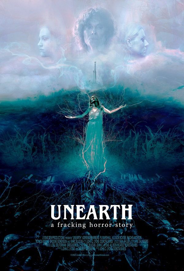 Unearth poster for Web